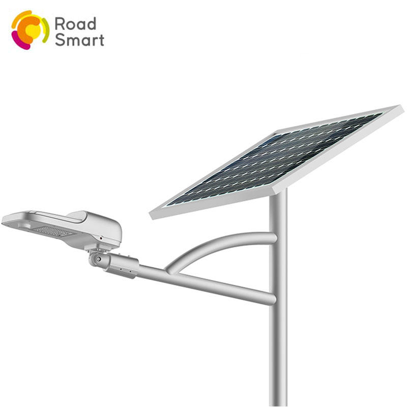 High Quality High Lumen Angle Adjustable Outdoor LED Solar Street Light