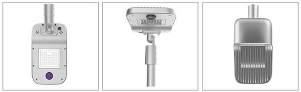 Road Smart-Solar Pathway Light | Ip65 Rechargeable Solar Pathway Street Light Outdoor