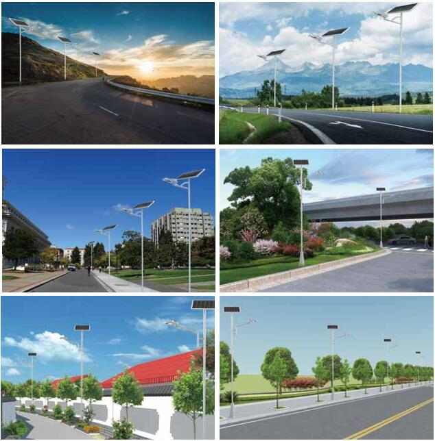 Road Smart-Solar Street Light Manufacturer Competitive Price High Power 60 Led Motion-8
