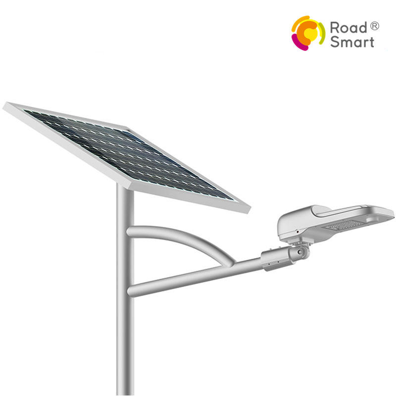 Factory Price IP65 Outdoor Waterproof High Lumen Bridgelux LED Solar Street Light