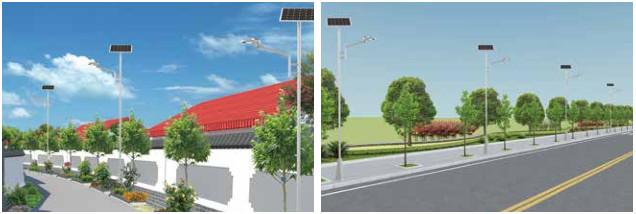 Road Smart-Solar Panel Outdoor Lights, 2019 Most Popular Multipurpose 60 Led Solar-8