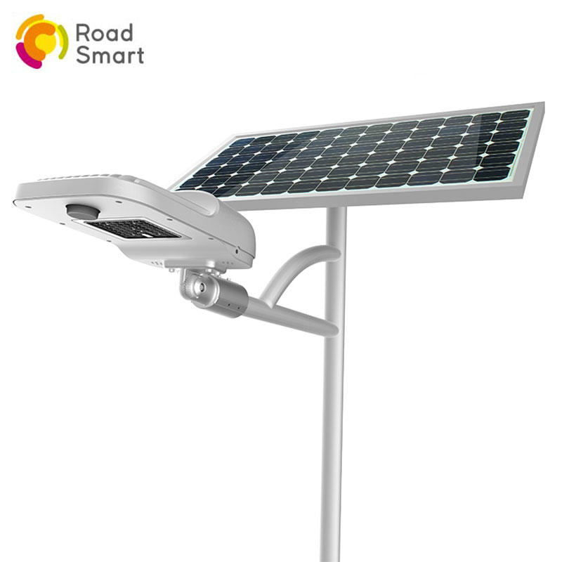 China Top Supplier 160LM/W Ultra Bright Split Solar Street Light