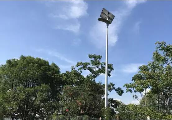 Road Smart-Solar Street Lighting System-can Solar Street Lights Work Normally On Rainy