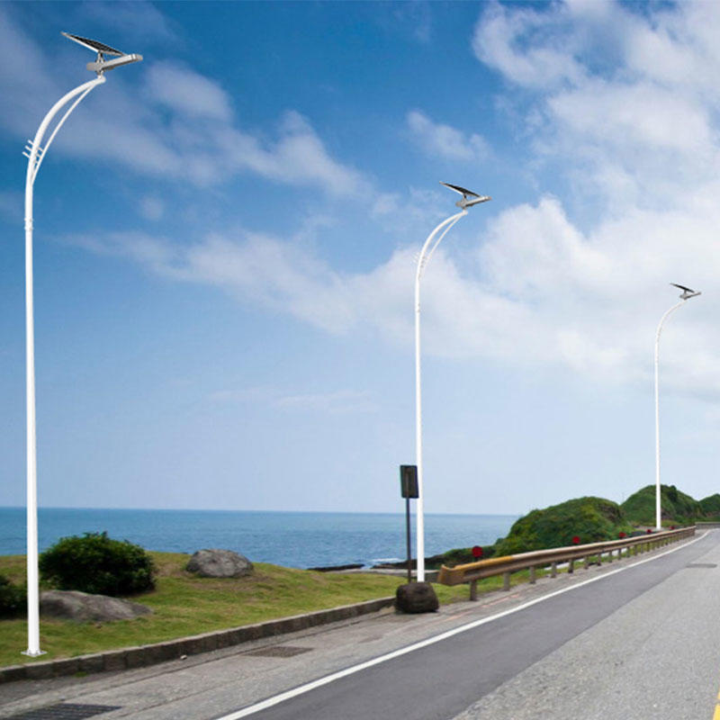 Super Bright Pole Mount Solar Powered Led Street Light