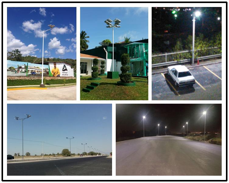 Road Smart-Street Lights For Sale, Super Bright Pole Mount Solar Powered Led Street Light-7