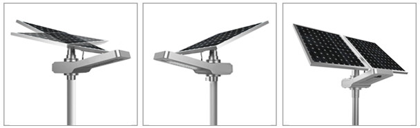 Road Smart-Find Street Lights For Sale 180lmw High Efficiency Integrated Mono Solar