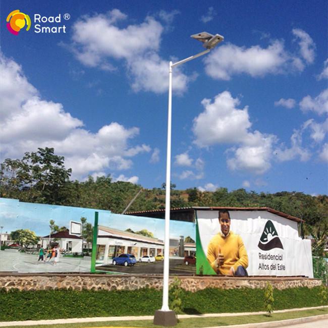 Die-cast Aluminum Super Bright 105 Led Walking Street Solar Road Light