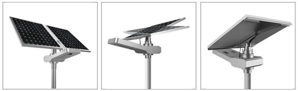 Road Smart-Best Solar Sidewalk Light Die-cast Aluminum Super Bright 105 Led Walking