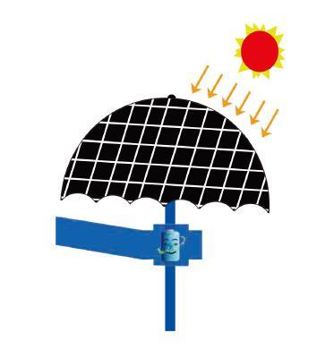 Road Smart-Best Solar Sidewalk Light Die-cast Aluminum Super Bright 105 Led Walking-2