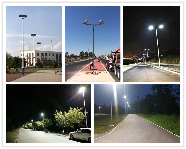 Road Smart-Wholesale Solar Street Light Project Manufacturer, Solar Led Street Light-20