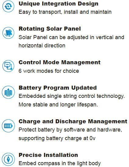 Road Smart-Solar Panel Street Light Supplier, Solar Powered Led Street Lights | Road Smart-2
