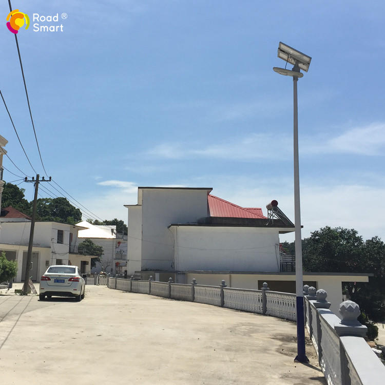 IP65 Smart Street Solar Light with 6 Working Modes
