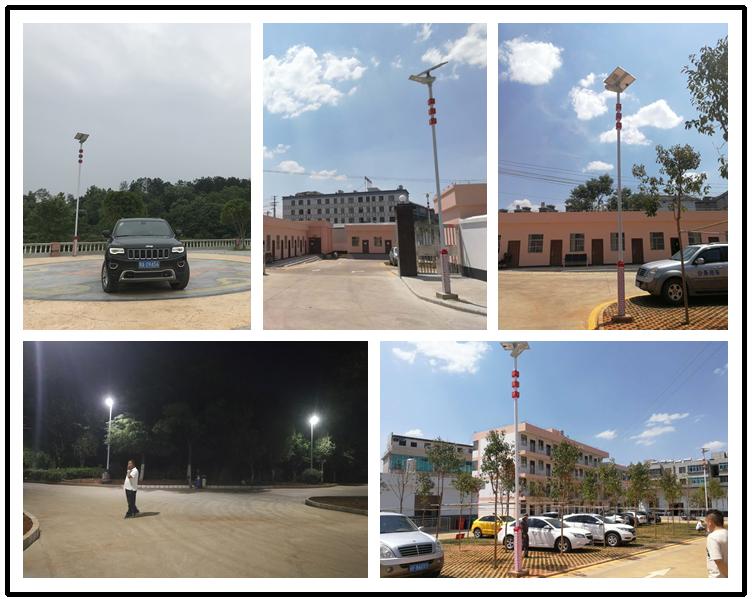 Road Smart-Oem Solar Led Parking Lot Lights Price List | Road Smart Solar Led Light-10