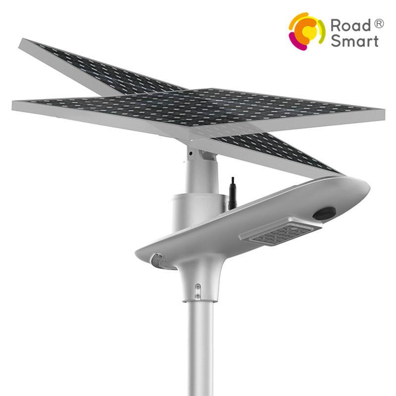 Integrated Solar Street Light 170lm/w with Motion Sensor