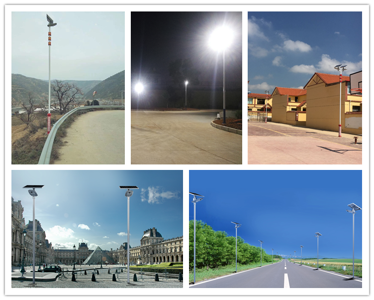 Road Smart-Oem Integrated Solar Street Light Manufacturer, Solar Led Lights-4