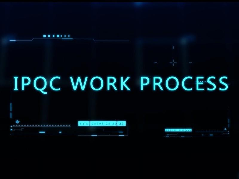 InPut Process Quality Control