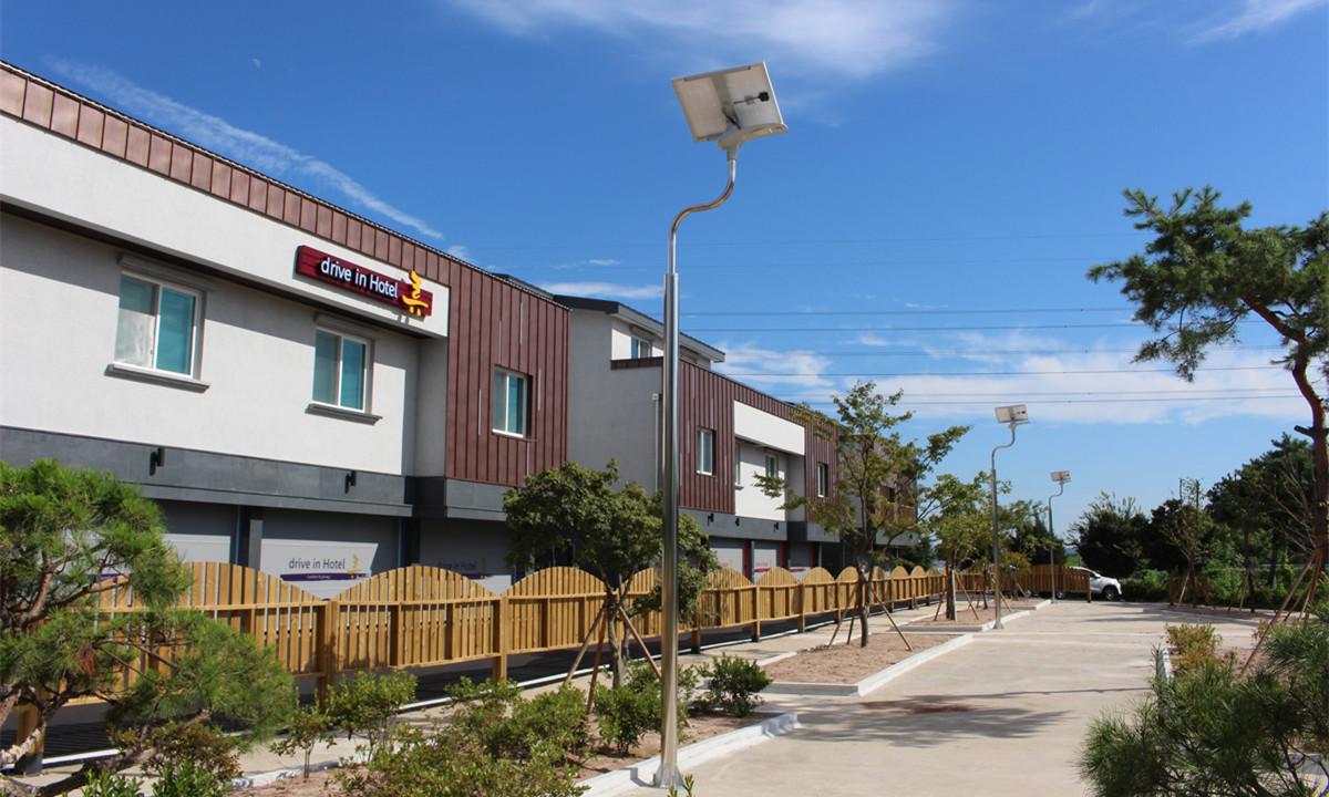 Road Smart-Custom Solar Park Light Manufacturer, Solar Panel Garden Lights | Solar-9