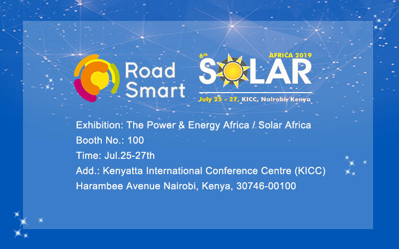 New Market, New Future-Road Smart Attend Power & Energy Africa Exhibition