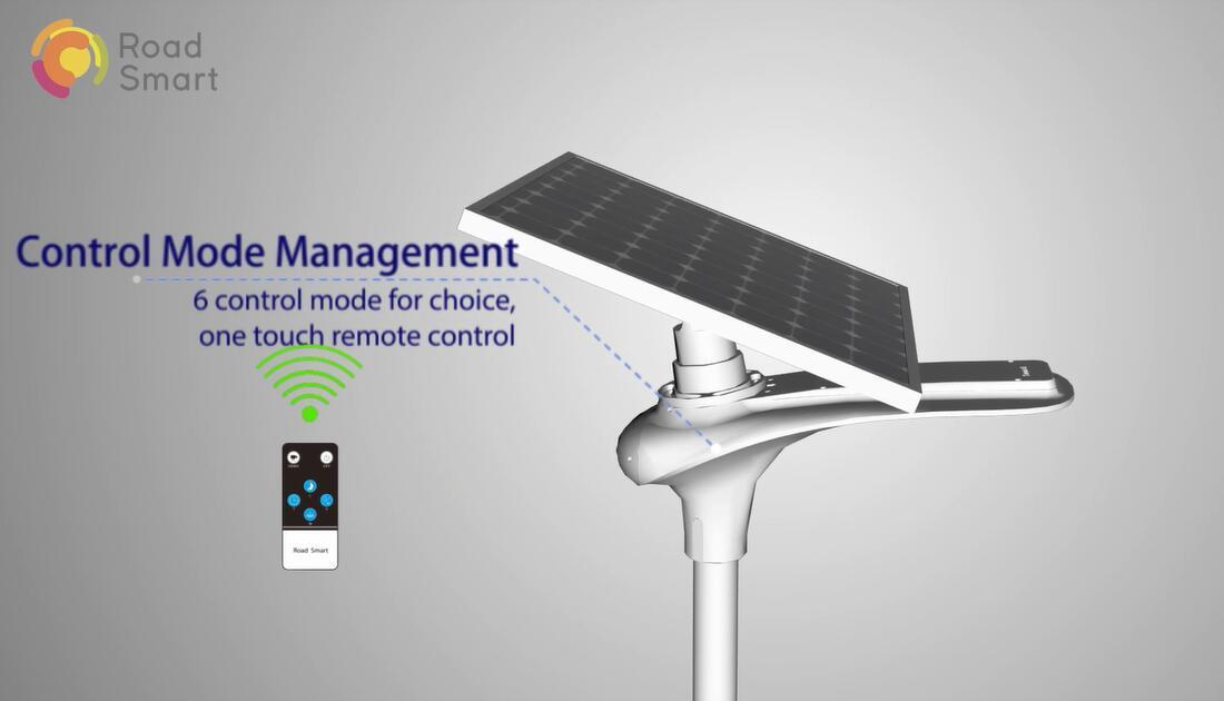 Road Smart-Bulk Solar Led Street Light Manufacturer, Led Street Light With Solar Panel-6