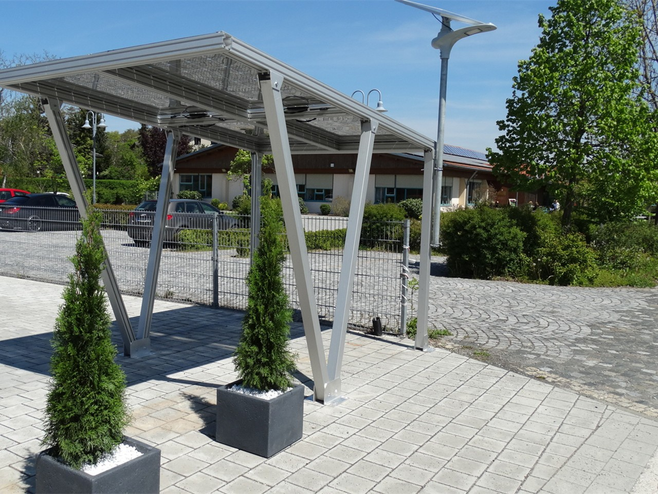 Road Smart-Solar Sidewalk Light Customization, Solar Lamp Post Lights | Road Smart-15