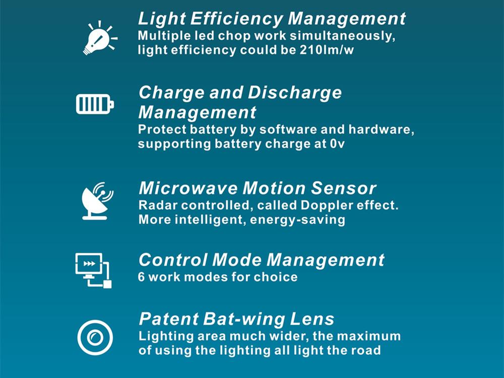 Road Smart-Wholesale Commerical Solar Lighting Manufacturer, Solar Light Manufacturers-6