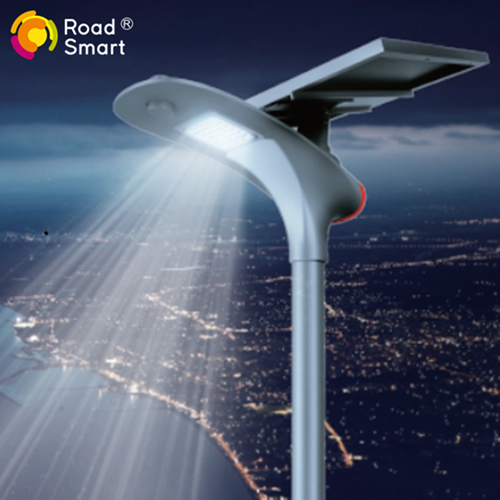 210lm/w high efficiency solar powered outdoor light with motion sensor