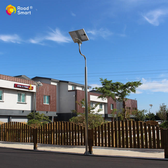 Waterproof IP65 Outdoor Solar Street Park Light 5 Year Warranty