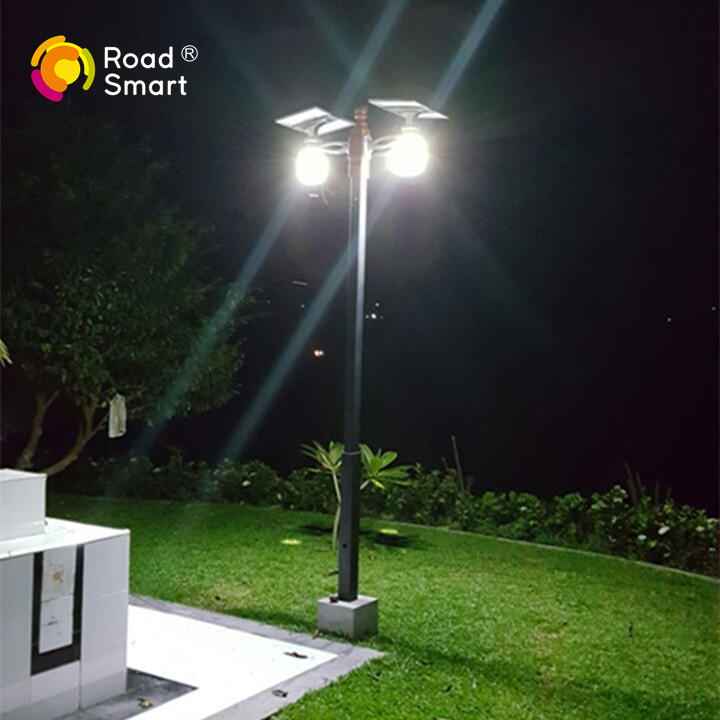 High Brightness Motion Sensor Solar Garden Lights Outdoor Street