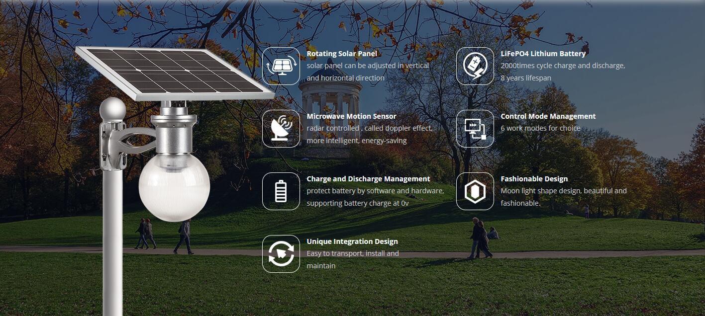 Road Smart-Led Pathway Lights Supplier, Bright Solar Garden Lights | Road Smart-1