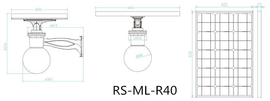 Road Smart-Custom Solar Panel Lamp Manufacturer, Outdoor Solar Led | Solar Road Light-9