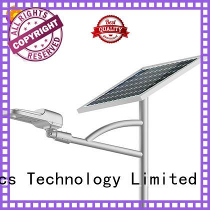 High Quality High Lumen Angle Adjustable Outdoor LED Solar Street Light