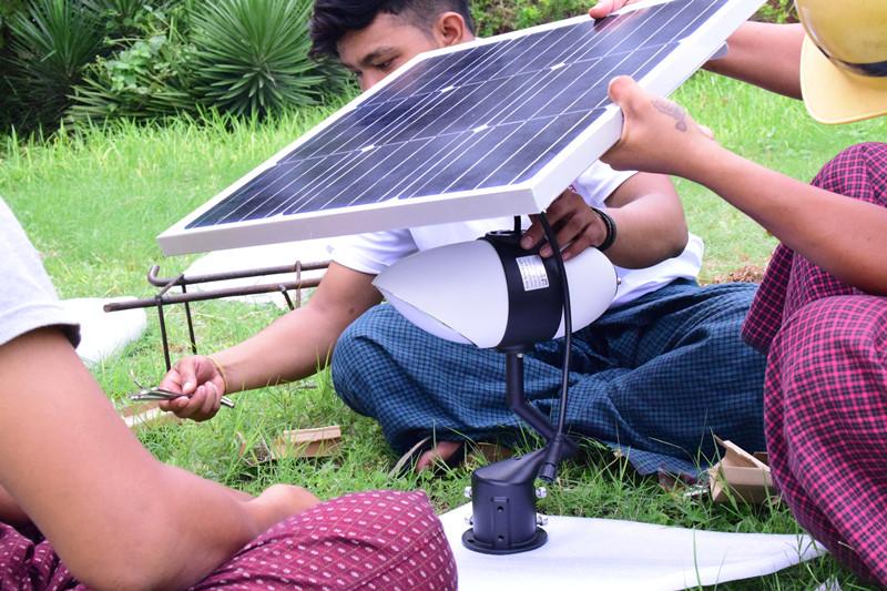 Road Smart-Solar Street Lamp, All In One Solar Street Light Price List   Road Smart-7