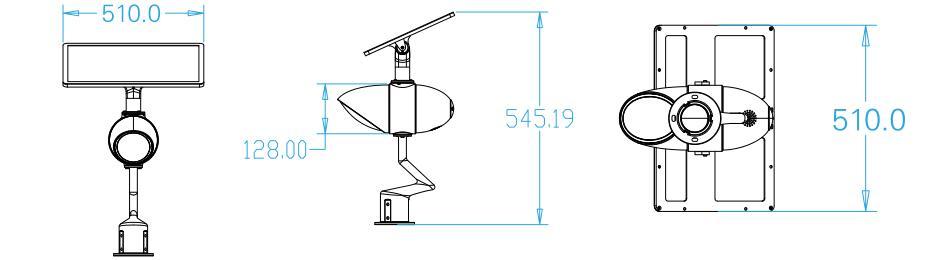 Road Smart-Solar Street Lamp, All In One Solar Street Light Price List   Road Smart-6