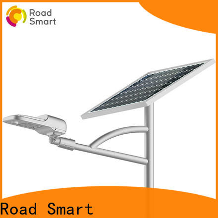 Road Smart best solar panel lamp intelligent for parking lots