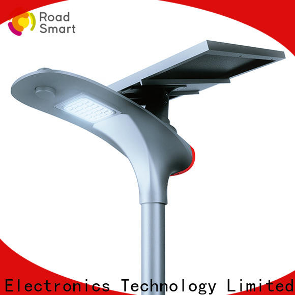 Road Smart high quality Solar Pathway Light company for park