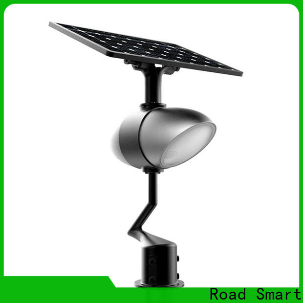 Road Smart new backyard solar lights factory for park