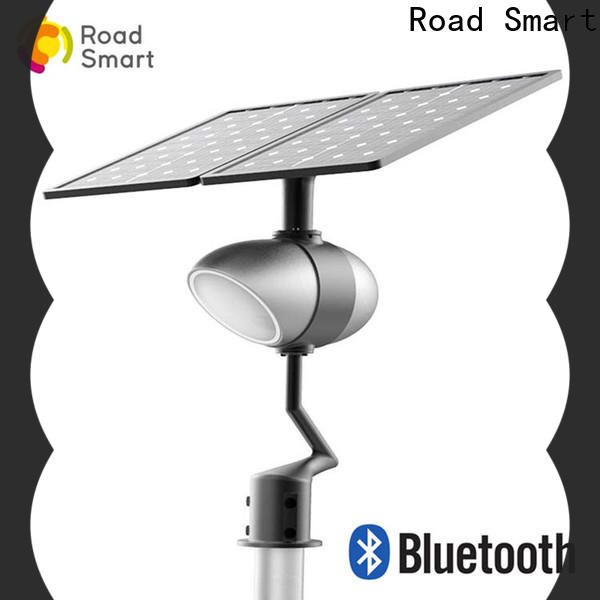 Road Smart best solar powered outside lights with light sensor for walkway