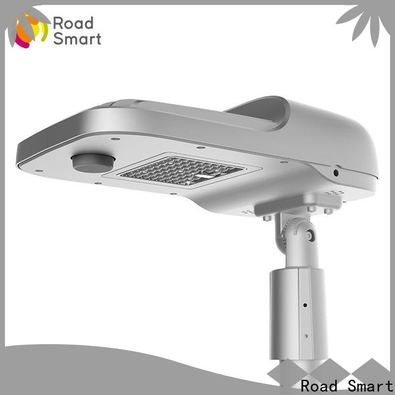 Road Smart solar street lighting system for busniess for street