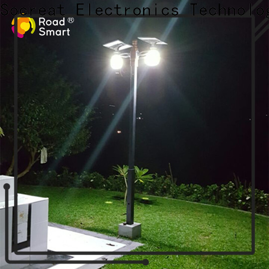 Latest Solar Powered Garden Lights For Busniess For House Road Smart
