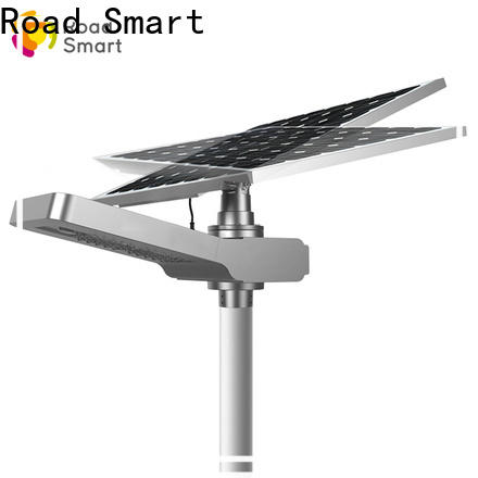 led solar panel lamp split for village