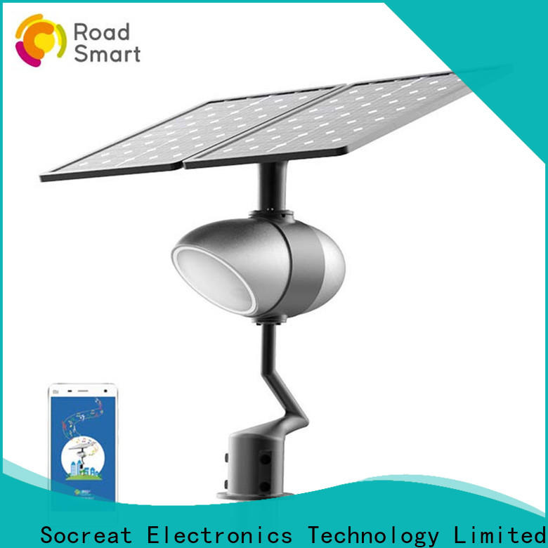 Road Smart backyard solar lights company for apartment