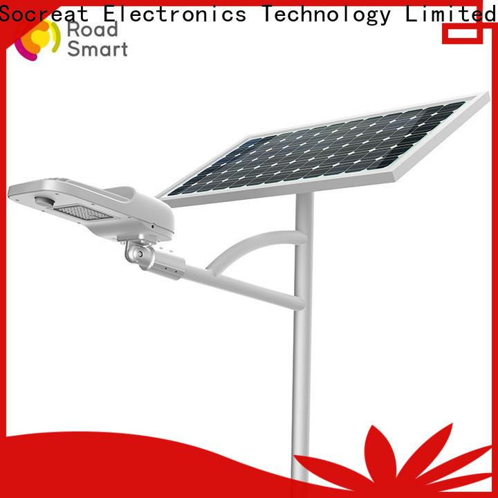 Road Smart solar energy solar street lighting system supply for street