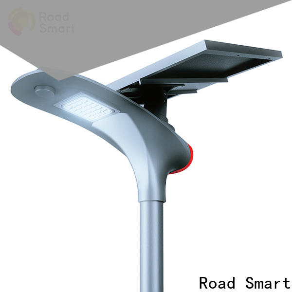 Road Smart high quality Solar Pathway Light with time control for village