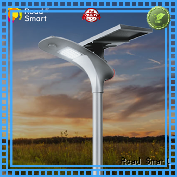 Road Smart bright outside solar lights top supplier for village
