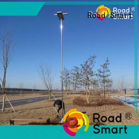 led solar panel outdoor lights company for road