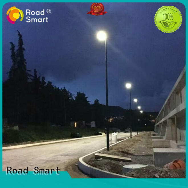 Road Smart solar path lights supply for road