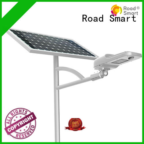 Factory Wholesale Very Bright 60 LED Solar Street Outdoor Light
