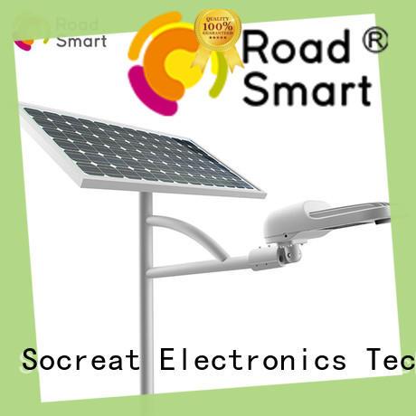 top solar garden lamps with light sensor for road