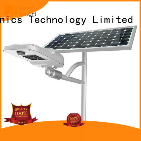 Road Smart integrated solar path lights excellent for walkway