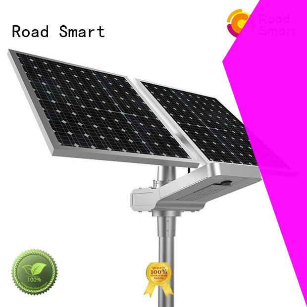 Road Smart solar powered lamp online for highway